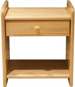 AMI nábytok noční stolek Vita borovice