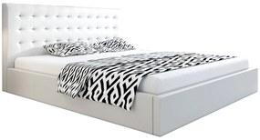 Čalúnená posteľ 120x200 cm Missi