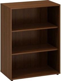 Skriňa Classic bez dverí, 800 x 450 x 1063 mm, orech