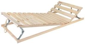 Ahorn TERRUS HN - polohovateľný latový posteľný rošt 140 x 200 cm