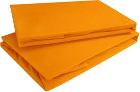 Plachta posteľná žltá jersey EMI