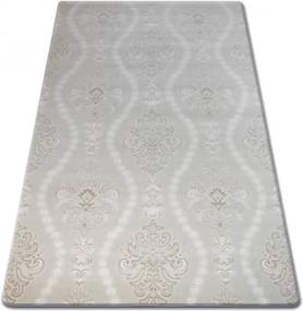 Luxusný kusový koberec akryl Orient krémový, Velikosti 80x150cm