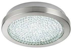 Eglo Eglo 32046 - LED Krištáľové stropné svietidlo AREZZO 2 LED/17,92W/230V EG32046