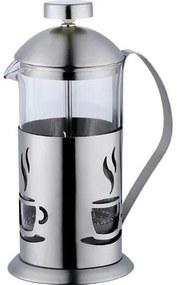 RENBERG Kanvička na čaj a kávu nerez French Press 800 ml RB-3105