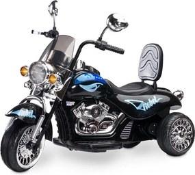 carero Elektrická motorka Toyz Rebel black Čierna
