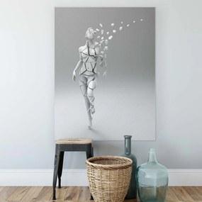 GLIX Obraz na plátne - Abstract Silhouette 100x75 cm