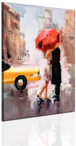 InSmile Polibek pod deštníkem 40x50 cm