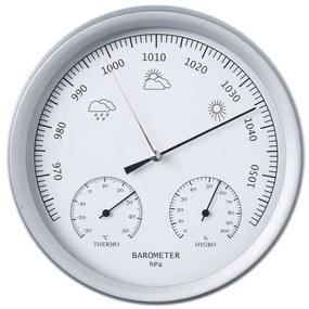 Nature 3-v-1 Barometer s teplomerom a vlhkomerom, 20 cm, 6080081