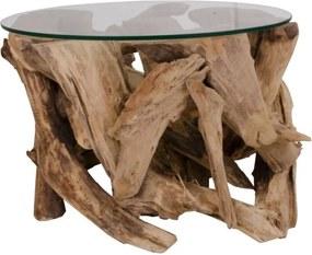 Dizajnový konferenčný stolík Brooks