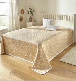 Prikrývkana posteľ Webschatz béžová