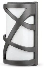 V-Tac Vonkajšie nástenné svietidlo 1xE27/40W/230V IP54 VT0189