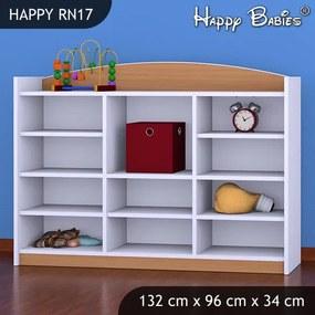Regál Happy Buk RN17
