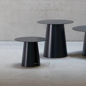 Príručný stôl FEEL | 50 cm » čierna