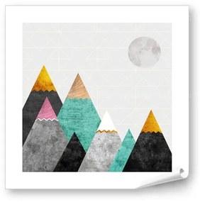 Plagát na stenu Moonlight / Dan Johannson XPGDJ012A3232