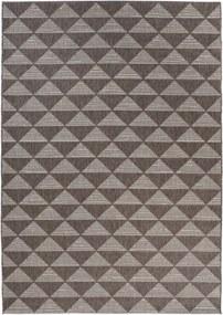 Kusový koberec Athos tmavo hnedý, Velikosti 120x170cm