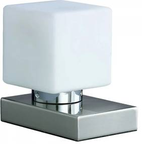 Trio TILL 5901011-07 Dotykové Stolové Lampy matný nikel kov excl. 1 x E14, max. 40W IP21