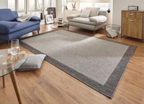 Hanse Home Collection koberce Kusový koberec Natural 102721 Grau - 80x150 cm