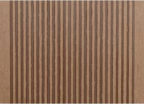 G21 - Terasová doska G21 2,5*14*300cm, Indický teak mat. WPC 639099