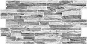3D PVC obklad - Silver Stone Slate