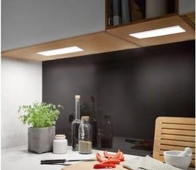Kuchynské svietidlo PAULMANN Svítidlo pod skříňku LED Ace 7,5W bílá 10x30cm - základni sada 70776