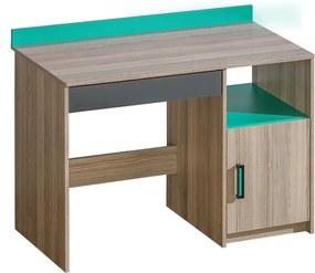 MEBLINE U8 Písací stôl TIMO