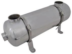 Výmenník tepla pre bazény 485 x 134 mm 60 kW