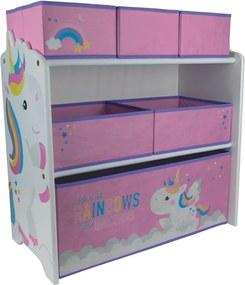 Organizér na hračky - Jednorožec II