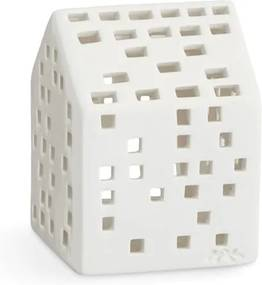 Biely keramický svietnik Kähler Design Urbania Lighthouse Classical
