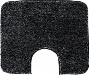Grund Kúpeľňová predložka LEX, antracitová, 50x60cm