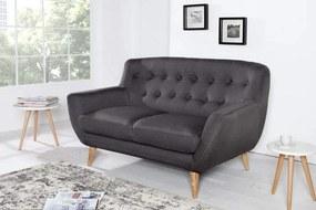 "Sofa Scandinavia II ""2"" - antracit"