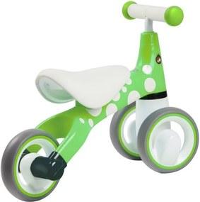 EcoToys Detské odrážadlo MINI, zelená, LB1603