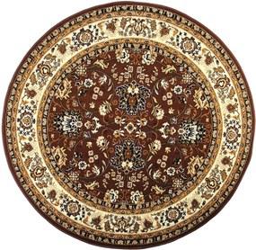 Sintelon koberce Kusový koberec Teheran Practica 59/DMD kruh - 200x200 kruh cm