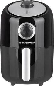 Multifunkční horkovzdušná fritéza GOURMETmaxx / 1,2 l / 1000 W - černá