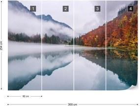 Fototapeta GLIX - Stillness 2 + lepidlo ZADARMO Vliesová tapeta  - 104x70 cm
