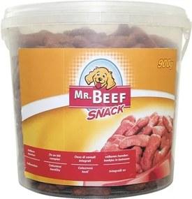 Krmivo pre psov MR. BEEF slaninové kosti 900 g
