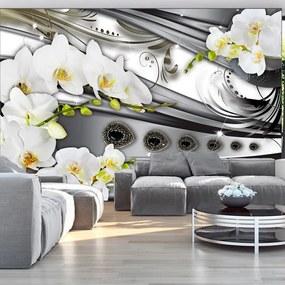 Fototapeta - Orchids & jewelry 300x210