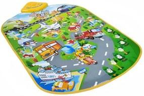 ISO, YQ2936 Detská hracia podložka - mesto