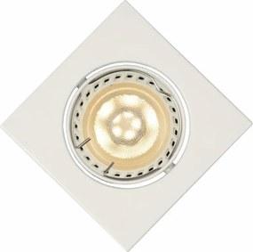 LED zápustné stropné svietidlo bodové Lucide FOCUS 1x5W GU10