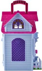 ISO Skladací domček pre bábiky, 6079