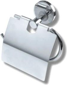 Novaservis Mephisto 6838,0 držiak toaletného papiera s krytom