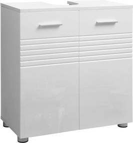 Rongomic Umyvadlová skříňka VASAGLE POL bílá