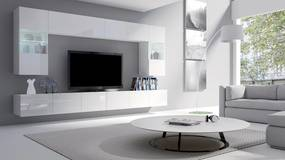 Moderná obývacia stena CALABRIA 1
