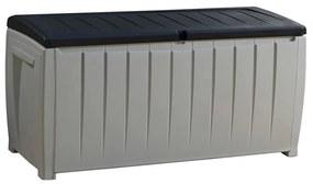 Keter Záhradný úložný box Novel 340 l