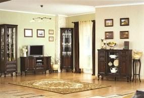 TARANKO Wersal rustikálna obývacia izba wenge