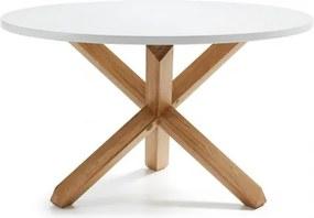 RONY OAK ROUND stôl priemer 120 cm