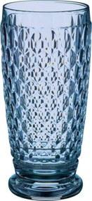 Modrý pohár na pivo Boston Coloured