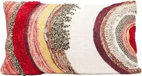 Bavlnený vankúš Kare Design Ethno Fire, 40 x 60 cm