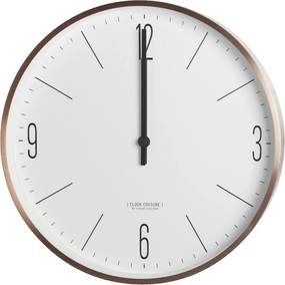 HOUSE DOCTOR Nástenné hodiny Clock Couture