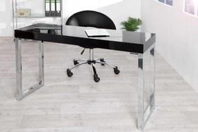 Písací stôl Office čierny - Skladom na SK