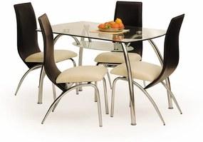 Skleněný stůl Corwin Bis Halmar